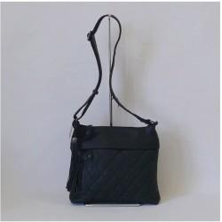 Dámská prošívaná kabelka