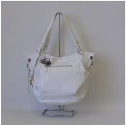 Líbivá nekožená dámská kabelka